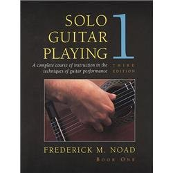Solo Guitar Playing Book 1 Schirmer Books