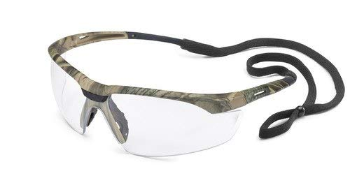 Gateway Conqueror Camo Frame/Clear Anti-Fog Lens (28CM79) Box of 10 Pairs (4 Boxes)