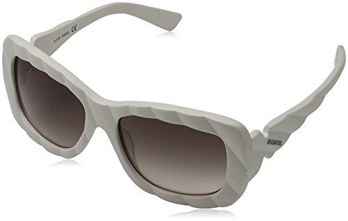 DIESEL Women's DL00065621B White - Sunglasses Diesel White