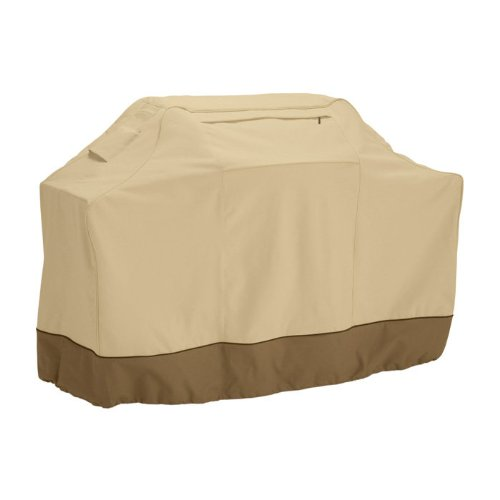 Classic Accessories 73912 Veranda Cart-Style Barbecue Cover, Medium, 58 Inch