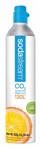 SodaStream Co2 Spare, 130-Liter Carbonator