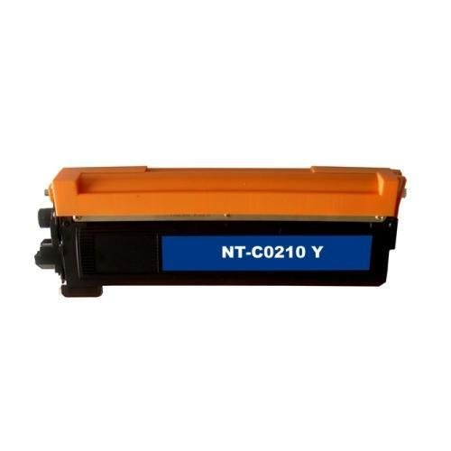 Brother TN210Y Toner Cartridge (TN-210Y) Compatible – Yellow 1400 Yield, Office Central