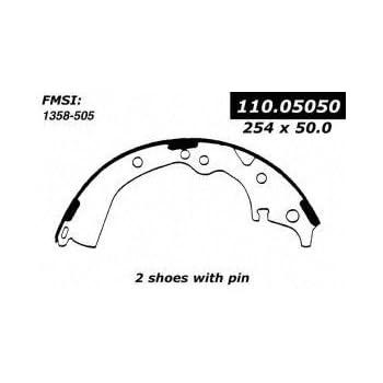 Centric 110.03150 Drum Brake Shoe