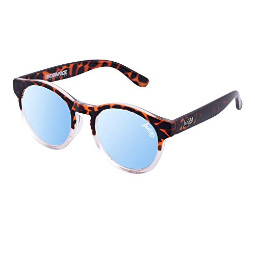 de Unisex 51 Bondi Sol with FACE Crystal THE INDIAN Gafas Line White and Tortoise gzWOqx