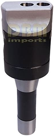 2 Boring Bar Head R8 Set 9 PC 1//2 Shank Carbide Tipped Hole Milling Holder