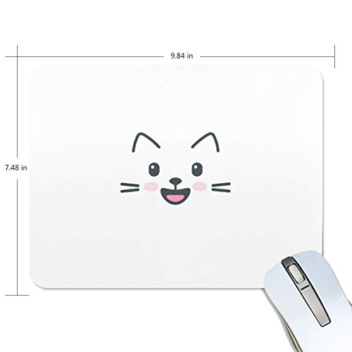 Non Slip Mouse Pad for Office, Computer, Laptop