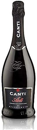 CANTI Asti D.O.C.G.Spumante Vino Espumoso Dulce Italiano - 1 Botella X 750ml