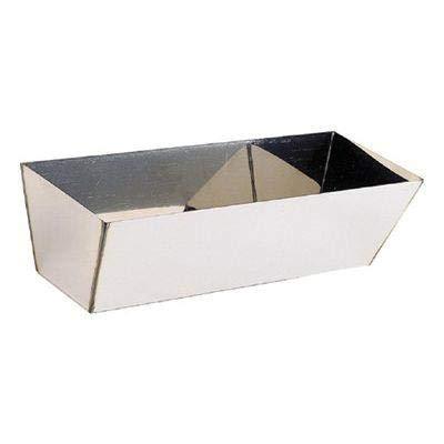 - Goldblatt 12-Inch Drywall Mud Pan, Stainless Steel, Heli-Arc Welded Seams