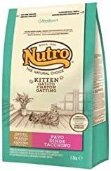 NUTRO - Pienso para Gatos Cachorros Kitten Pavo: Amazon.es ...