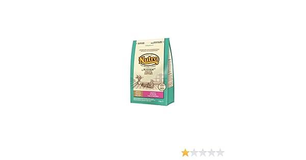 NUTRO - Pienso para Gatos Cachorros Kitten Pavo: Amazon.es: Productos para mascotas