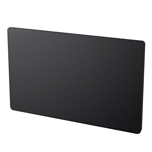Cayenne 49866 Radiateur /à inertie Fonte Verre  LCD 1000 W Noir