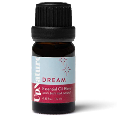 Dream Essential Oils For Sleep - 100% Pure & Potent Essential Oil Sleep Blend - Lavender Chamomile & Citrus - Better Sleep Essential Oil
