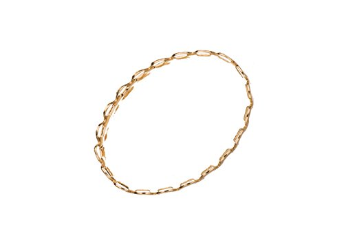 Oval Bezel Cup 14K Gold Finished With Ripple Edge For Glue-On And Sew-On Designs Fits 18x25mm Cabochons Or Photos Or Flat-Backed Crystal sold per 16pcs ()
