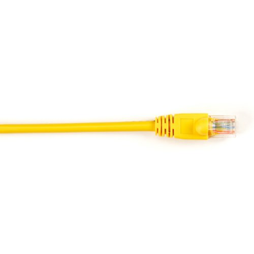 7-ft. Stranded 2.1-m Yellow CAT5e Value Line Patch Cable
