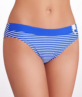 Bas de maillot de bain Freya Culotte Tootsie Bleu Bleu