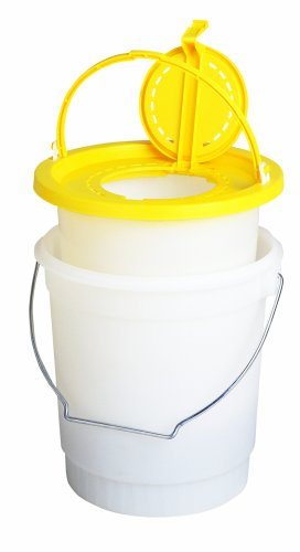 Plano 10 Quart-2 piece Minnow Bucket, Outdoor Stuffs