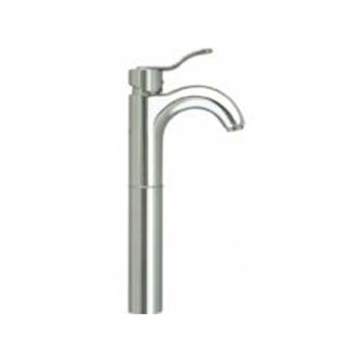 Whitehaus Collection 3-04044-C Wavehaus Elevated Bath faucet Polished Chrome