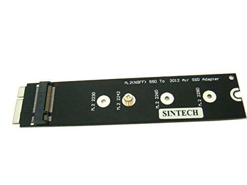 Sintech M.2 NGFF SSD a 26Pin Adaptador como SSD de 2012 MACBOOK Air MD224 MD223 MD231 MD232