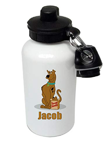 Printaname Scooby Doo – Personalised Kids/Drinks/Sports Childrens Water Bottle
