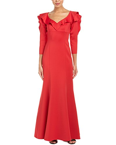 Teri Jon Womens by Rickie Freeman Gown, 10