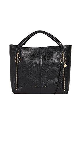 Chloe Tote Bag Black - 4