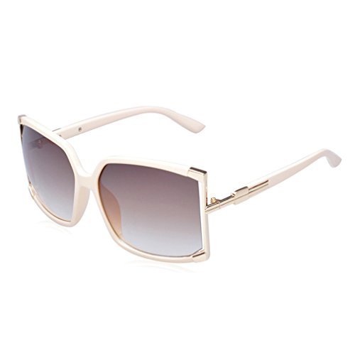 W-Q 2016 New Womens Trendy Personality Oversize Square UV Protection - Uv Recommended Of Sunglasses Amount Protection