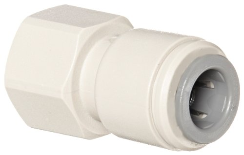 John Guest Pipe Fittings (John Guest Acetal Copolymer Tube Fitting, Adaptor, 3/8