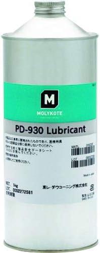 TRUSCO モリコート フッソ・コーティング剤 PD-930潤滑剤 1kg PD93010