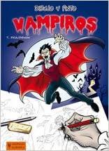 Descargas gratuitas para libros electrónicos de kindle Dibujo y pinto vampiros 8425520495 iBook