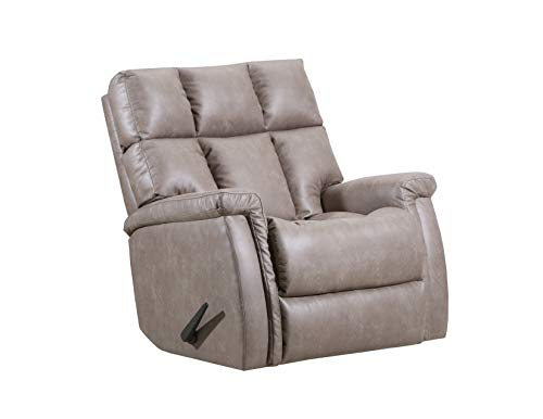 - Lane Home Furnishings 4218-19 Badlands Mushroom Rocker Recliner