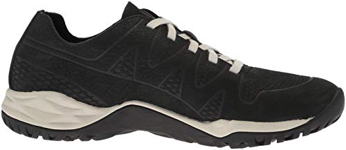 Chaussures Black Basses de Merrell Noir Randonnée Femme J98966 Black P5vq7