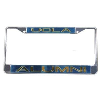 Stockdale Ucla Bruins Metal Alumni Inlaid Acrylic License Plate Frame - Large Alumni ()
