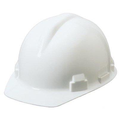 Alpha Hard Caps - 82acw alpha safety hardcap white std sup