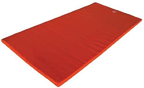 Sure Shot Multi Purpose Gym Judo Mats Anti Slip Durable Practice Mat Green/Red