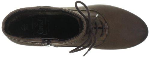 Caprice CAPRICE 9-9-25101-29 - Botines clásicos de cuero para mujer Marrón