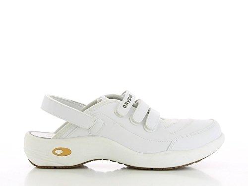 professionisti scarpe Black PLS progettato medici in White Oxypas i Cleo Medical leggero lavabili per Ultralite TqT7gU
