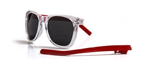Slydz Kids Wayfarer Polarized Sunglasses - Polarized Sunglasses O Jackie
