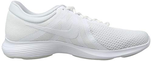 Running 4 EU Mujer Zapatillas Revolution Blanco para Nike de qX1pnw