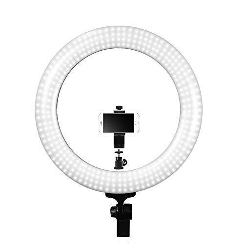 limostudio led ring light 18