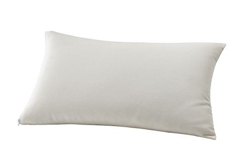 Greenbuds Organic Cotton Kids Pillow Cover (Ivory) by Greenbuds