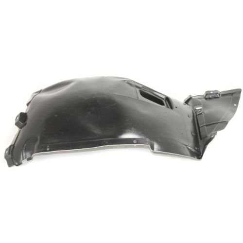 MAPM - 3-SERIES 07-13 FRONT SPLASH SHIELD RH, Front Section, Coupe/Convertible, 3.0L Eng, w/o Turbo and M Pkg - BM1251120 FOR 2007-2013 BMW 328i
