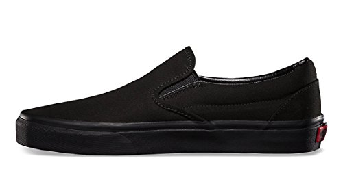 Vans Pattino Classico Nero Slip-on Nero / Nero Vn000eyebka Nero / Nero