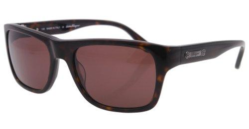 4f24876f69 Salvatore Ferragamo Sunglasses SF 616S HAVANA 214 SF616 - Buy Online in Oman.
