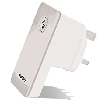 Huawei WS320 Wi-Fi Repeater Mini Wifi amplifier Range Extender - UK 3-pin  Plug
