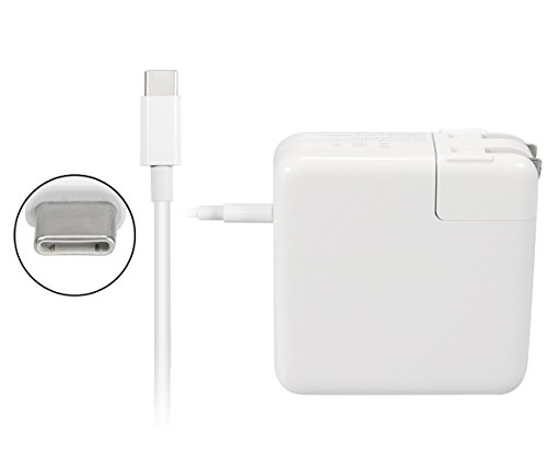 HUSAN 87W USB-C Power Adapter for Apple MacBook Pro 15 Inch