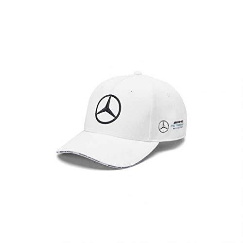 Mercedes AMG Petronas Motorsport 2019 チームキャップ ホワイト