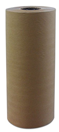 McNairn Packaging Natural Freezer Paper Roll, 18'' x 900LF McN # 101613 by Mr. Bates Paper Company
