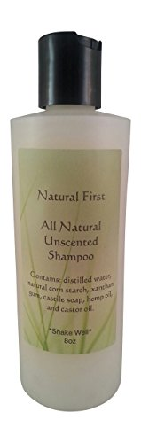 "Natural First Hypoallergenic ""All Natural"" Shampoo -Fragr..."