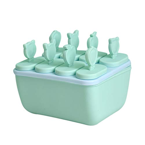 TADAMI Popsicle Molds, Letter Ice Popsicle Mold Food Grade Mold Safety Popsicle Mold Home & Garden Kitchen Dining & Bar (Green) from TADAMI
