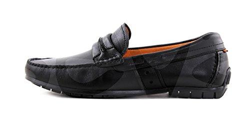 Caballero Sport 332 Negro Comodos Zapato Piel qp0xAww7
